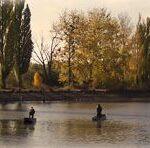 Rybník v Dolním Benešově